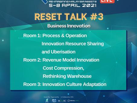 ALECA at RESET 2021