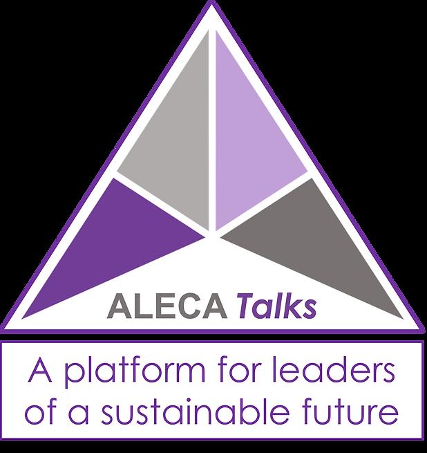 Sponsor ALECA Talks, free talks on sustainable, webinars on Carbon Footprint, series, leaders, Young Professionals
