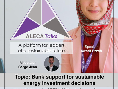 Purple Bank, Sustainable Energy Investments
