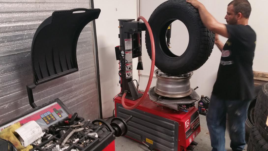 tire Balancing 7