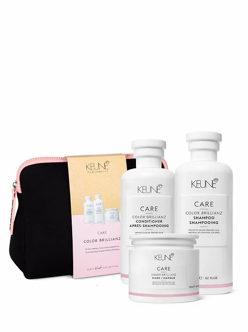 Keune Colour brillianceTrio Pack