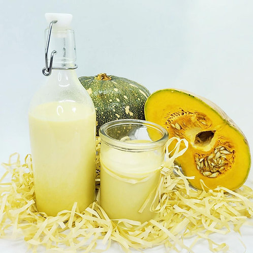 Pumpkin Cashew Milk