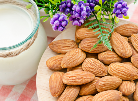 Good for The Earth, Good for Us: Almond Milk