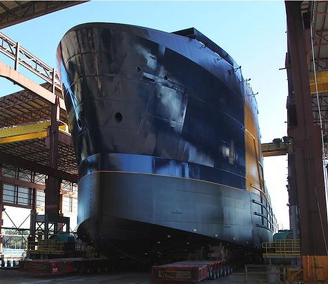 Harvey-Gulf-LNG-OSV-Launch-January-2014.