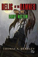 Relic Demon Outline Branded Carpe Noctem