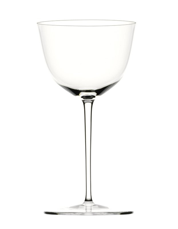 A Glass as an Empty Vessel: Metaphorically