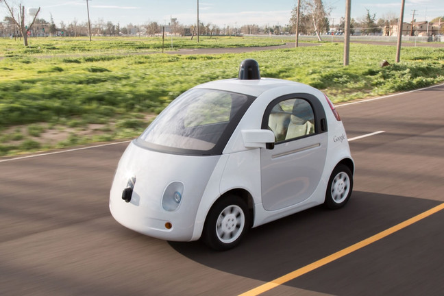 The Clever Genius of the Google Car's Design
