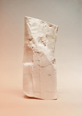 Vase 16 x 5 x 7 inches