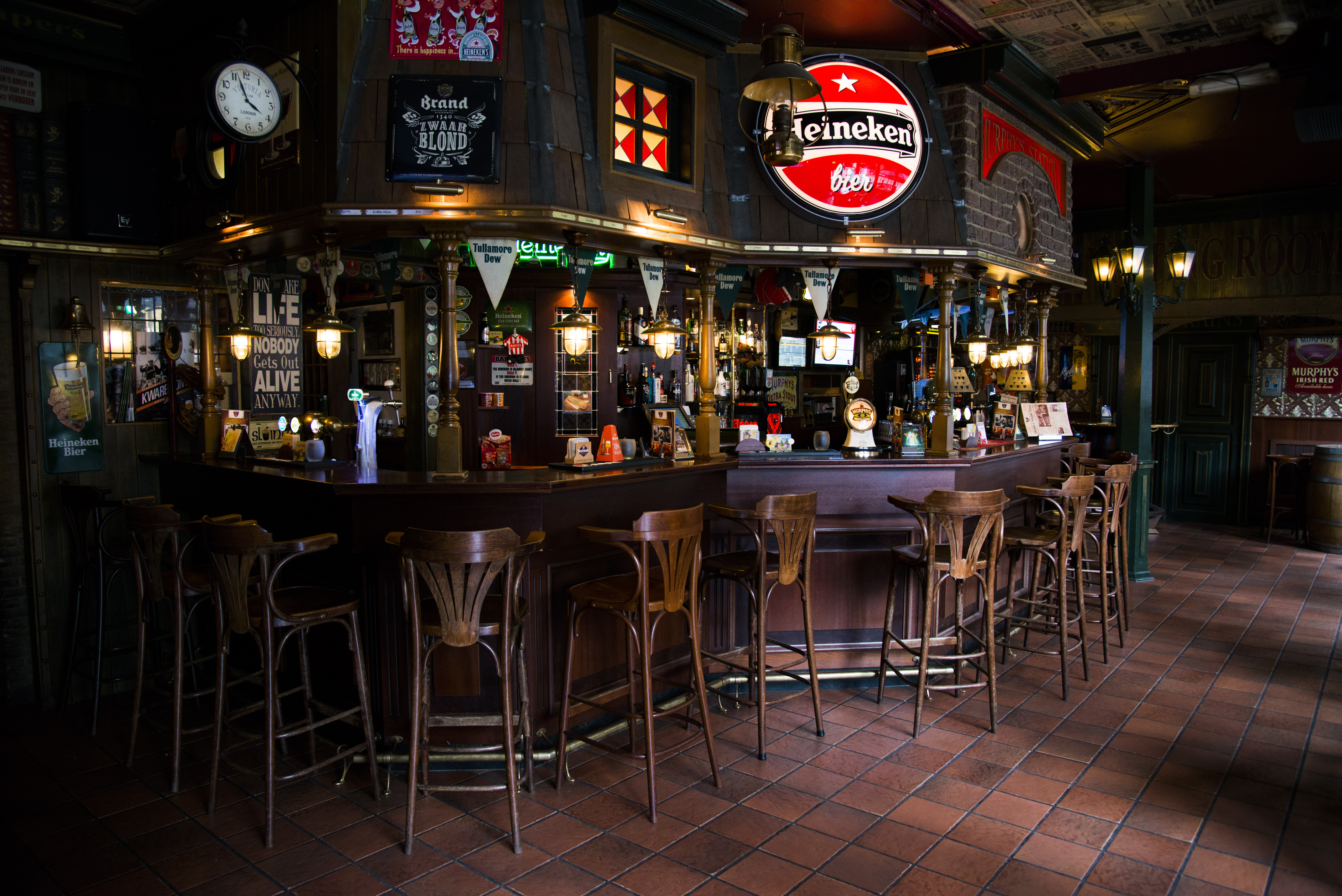 Voorzijde Bar