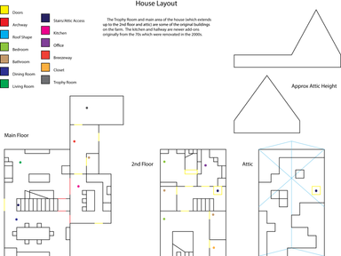 House Layout Map