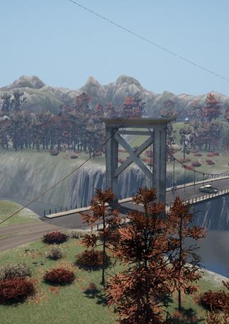 Ravine Outpost- Bridge