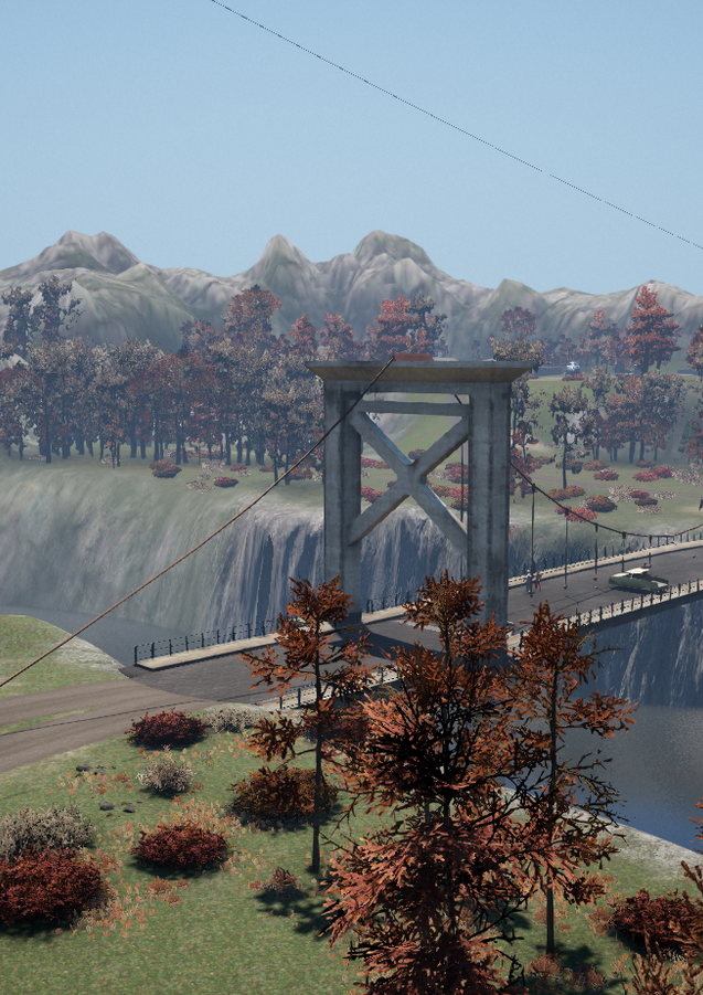 Ravine Outpost- Bridge
