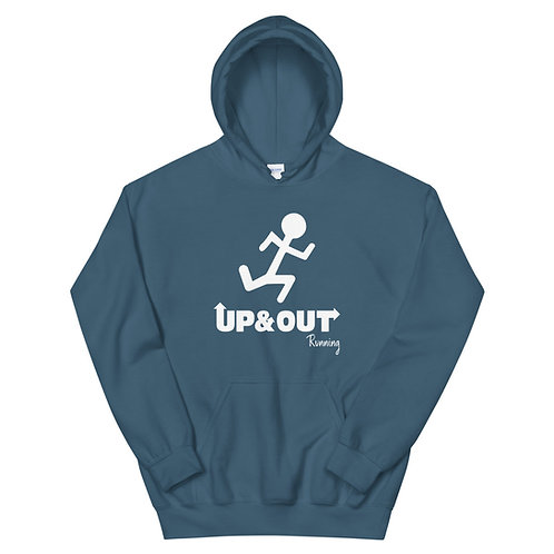 UP&OUT Running Hoodie