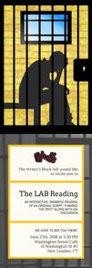 Writer's Block InK Postcard