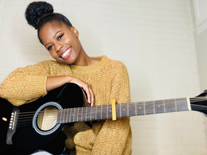 Raking in the Music & Fun with Singer-Songwriter, Tay Alexander-Oliveira