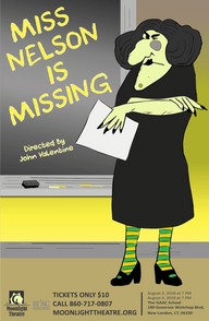 Theatre Production Poster