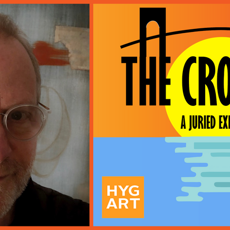 Q&A with Timothy McDowell, Artist and Juror for The Crossing: Virtual Exhibition at Hygienic Art