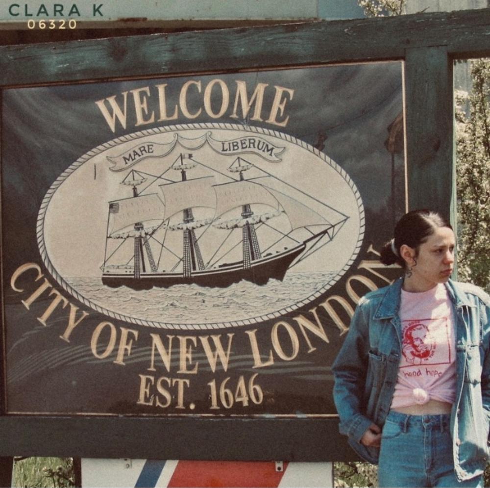Clara K New London Rapper