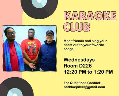 High School Club Advertisement