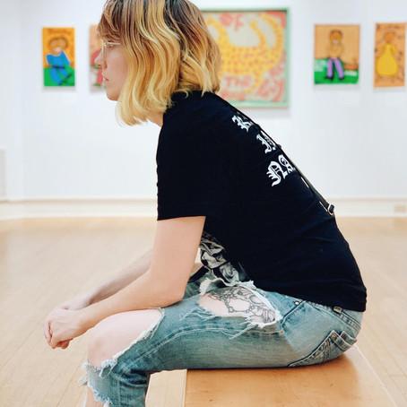 Q&A with Artist, Gwendolyn Chandler