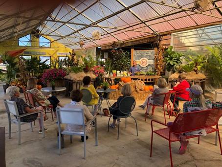 Garden Club Socials