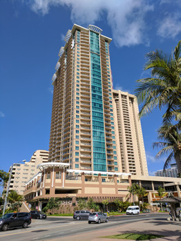 Hilton Hawaiian Village Grand Islander