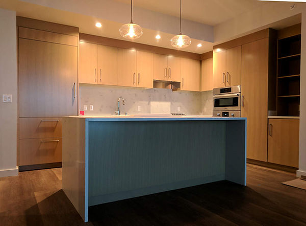 Lincoln Square Expansion Kitchen Cabinets
