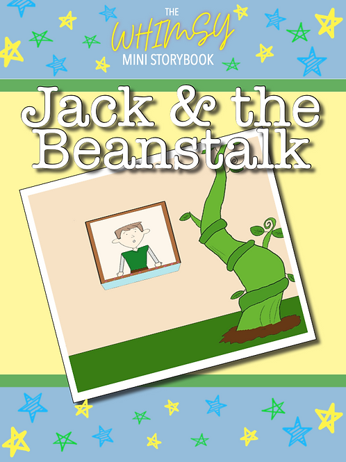 Mini Storybook: Jack and the Beanstalk