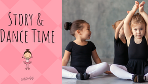 Whimsy's Story & Dance Time: Two Unicorn Friends