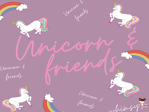 The Unicorn & Friends Pack
