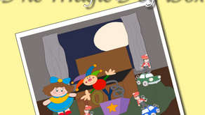 Whimsy's Story & Dance Time: The Magic Toy Box