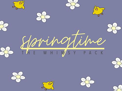The Springtime Pack
