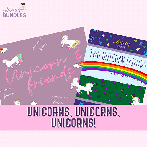 The Unicorns, Unicorns, Unicorns! Bundle