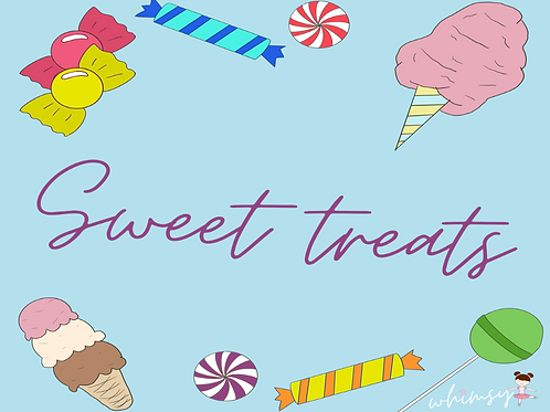 The Sweet Treats Pack