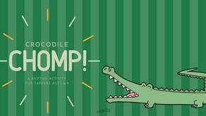 Crocodile, CHOMP!- A Rhythm Activity for Tappers Ages 6-9