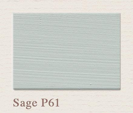 Sage P61 Wandfarbe