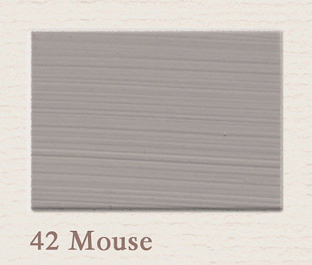 Mouse 42 Musterfarbe - matt