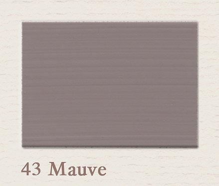 Mauve 43 Möbelfarbe