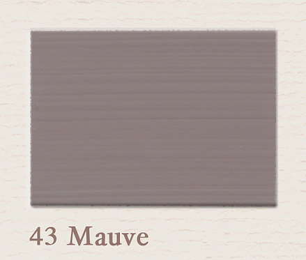 Mauve 43 Musterfarbe - matt