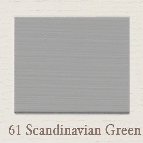 Scandinavian Green 61 Musterfarbe