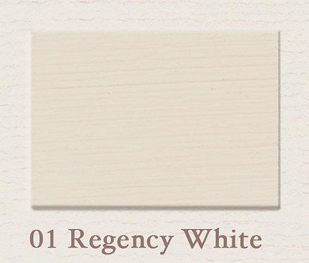 Regency White 01 Musterfarbe - matt