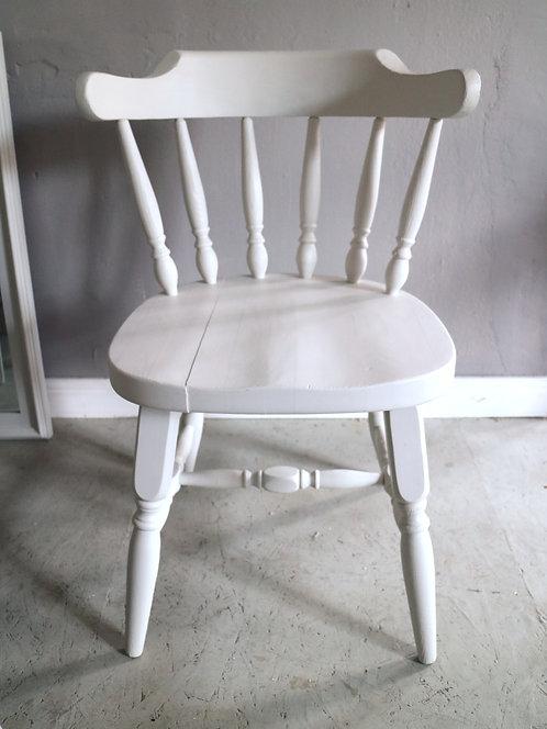 Dänische Wirtshaus-Stühle in French Linen