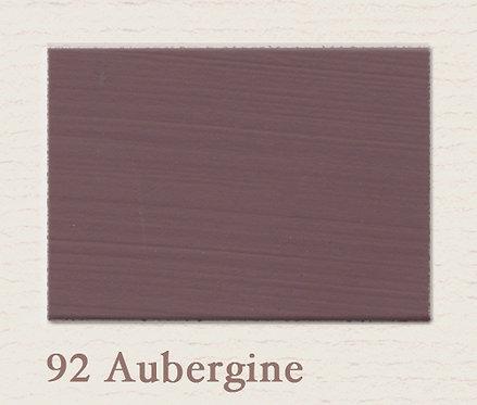 Aubergine 92 Möbelfarbe