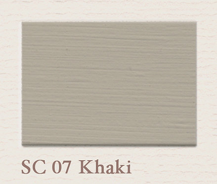 Khaki SC07 Wandfarbe