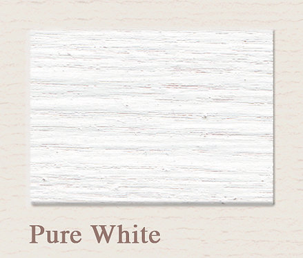 Pure White Aussenfarbe