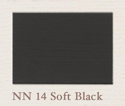 Soft Black NN14 Möbelfarbe