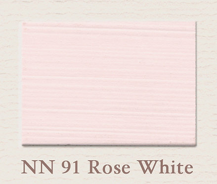 Rose White NN91 Möbelfarbe