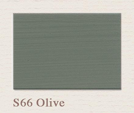 Olive S66 Wandfarbe