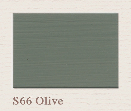Olive S66 Möbelfarbe
