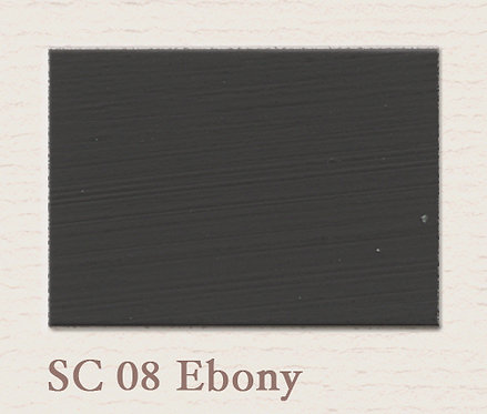 Ebony SC08 Wandfarbe